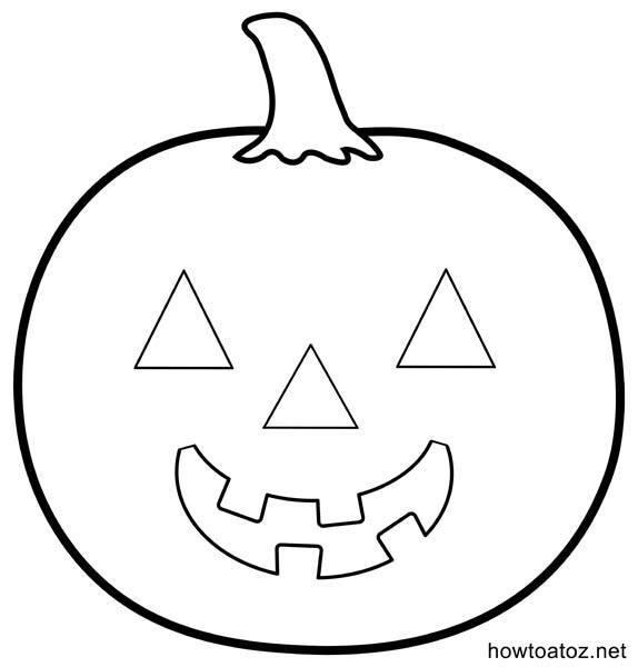 Plantillas Para Halloween  Dibujos Para Imprimir
