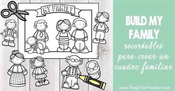 Actividad Para El Día De La Familia