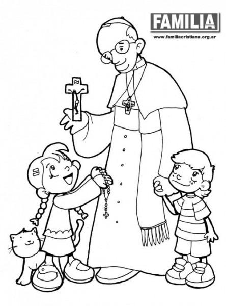 Dibujos De Imágenes Religiosas Para Pintar