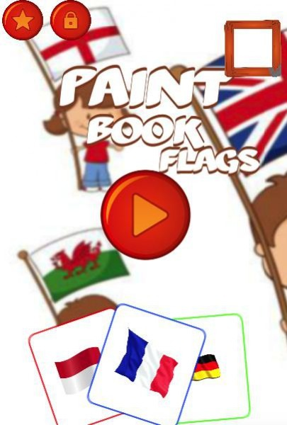 Juegos Para Colorear Y Pintar Banderas For Android