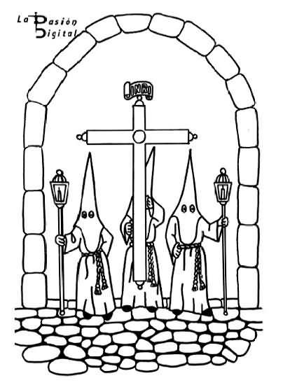 Procesión Salimos Del Templo