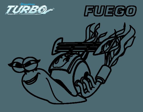 Dibujo De Turbo