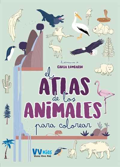 Pasajes Librería Internacional  Atlas De Los Animales Para