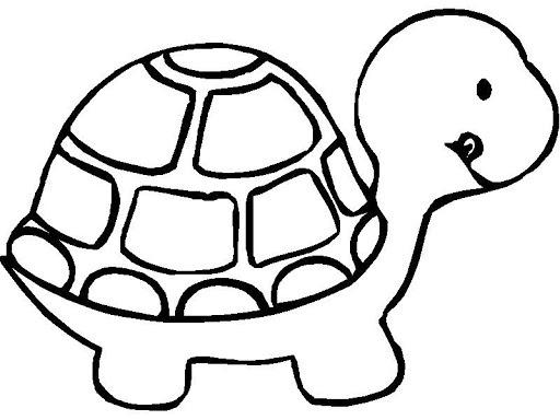 Dibujos Tortugas Para Colorear