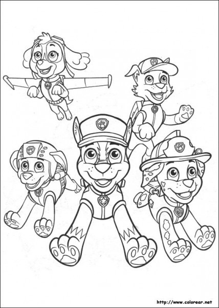 Pin By Elouise Graham On Paw Patrol