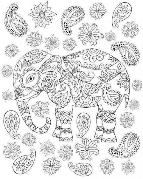 Mandalas Para Colorear  Dibujos Para Descargar Gratis