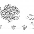 Dibujos De Depredacion Para Colorear