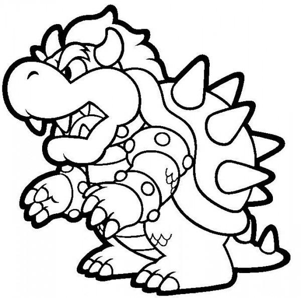 Dibujos Mario