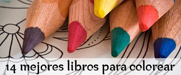 14 Mejores Libros Para Colorear Para Adultos