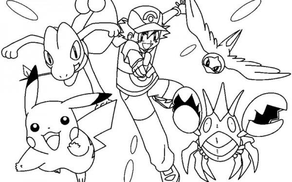 Para Colorear Pokemon Legendarios