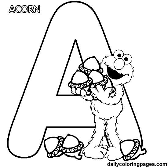 Alfabeto Animado De Pollito Con Letra Multicolor