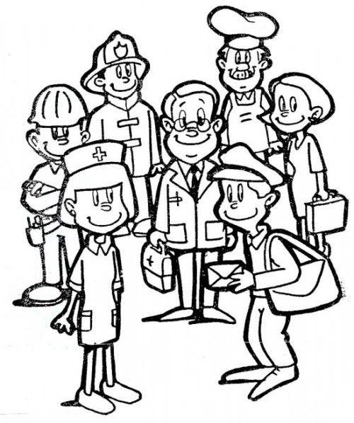 1º De Mayo Día Del Trabajador  Dibujos, Carteles, Reflexiones