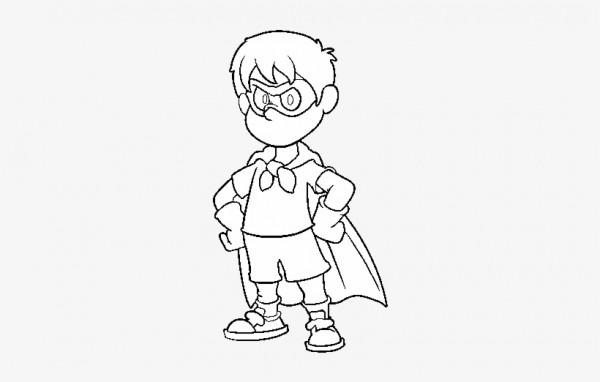 Drawing Marvel Super Heroes 177