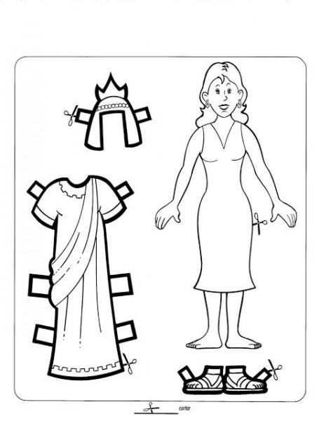 Me Aburre La ReligiÓn  Ester  Dibujos Para Colorear