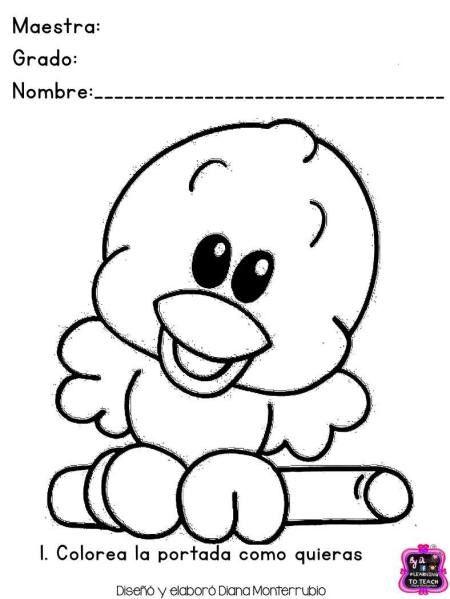 Fichas Examen Dificultad Media Infantil Y Preescolar (1