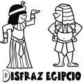 Dibujos De Egipto Para Colorear