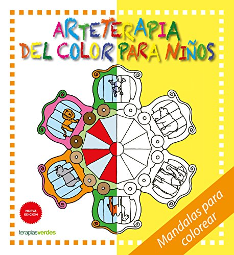 Arteterapia Del Color Para Niños (terapias Mandalas) Pdf Download