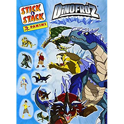 Dinofroz  Stick & Stack Pdf Download