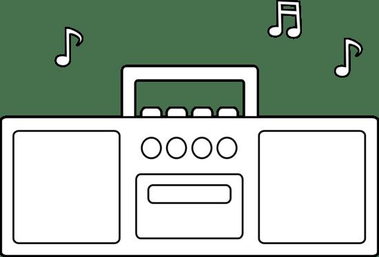 Voir Site Sweet Clipart Aperçu De Radio