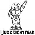 Imagenes Buzz Lightyear Para Colorear