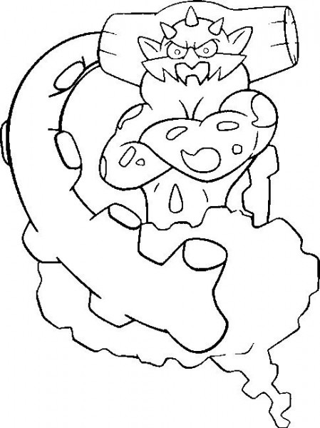 Coloring Pages Pokemon
