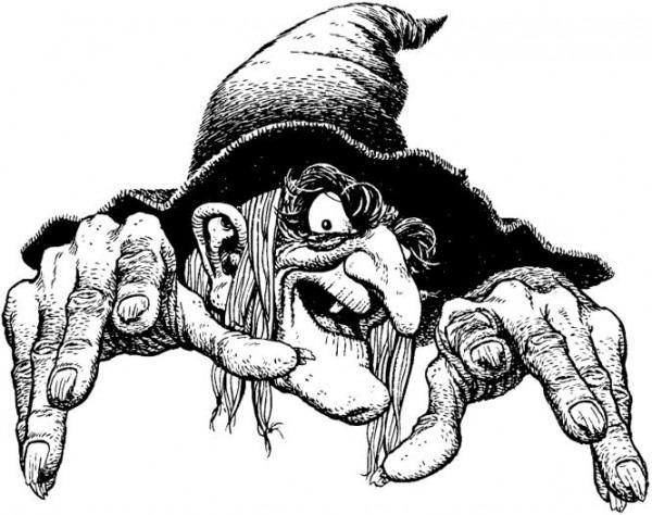 Dibujos De Halloween De Terror