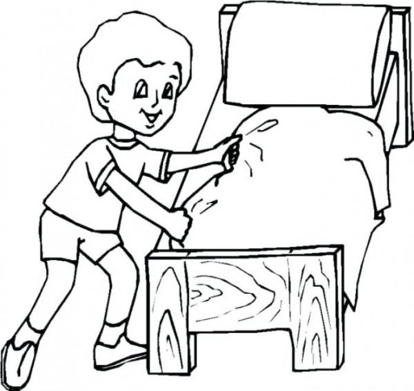 Pagina Para Colorear Obediencia 9 Y Dibujos Para Colorear Sobre