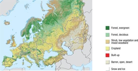 Mapa Para Imprimir De Europa Y Asia Central Mapa De Relieve De