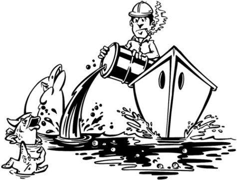 Dibujos De Contaminación Ambiental Para Niños  Imágenes De La
