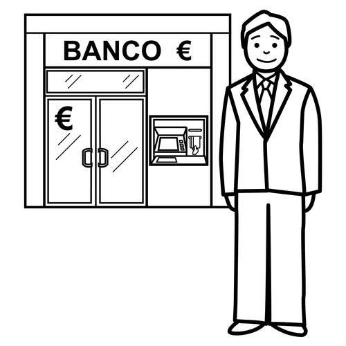 Banco Dibujo Para Colorear