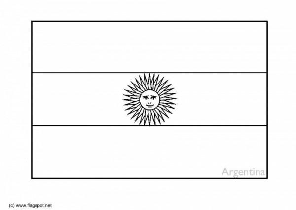 Banderas De Países De America Del Sur Para Pintar