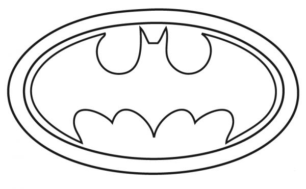 Descargar Dibujos De Batman Para Colorear E Imprimir Gratis