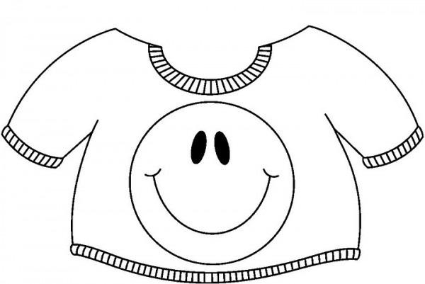 Camiseta Con Smile