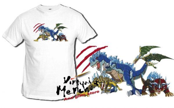 Camiseta Dinofroz Dinosaurios Tshirt T
