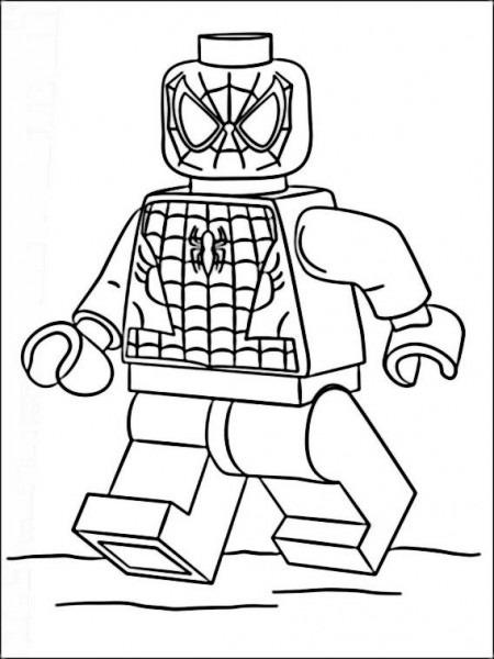 Lego Para Colorear E Imprimir