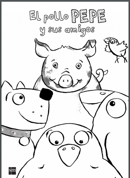 Cuento El Pollo Pepe Y Los Colores + Recursos Educativos