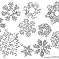 Estrellas De Frozen Para Colorear