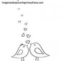 Dibujos De Amistad Y Amor Para Colorear