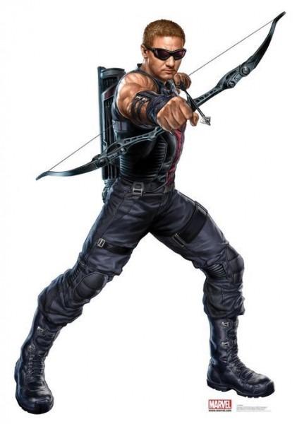 Los Vengadores  Ojo De Halcón   The Avengers  Hawkeye