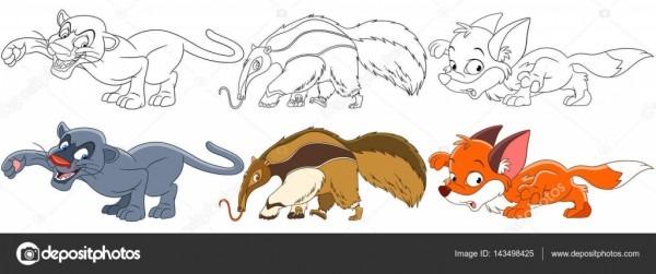 Imágenes  Depredadores Animados