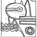 Cuadros De Paul Klee Para Colorear