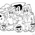 Dibujos Halloween Para Colorear