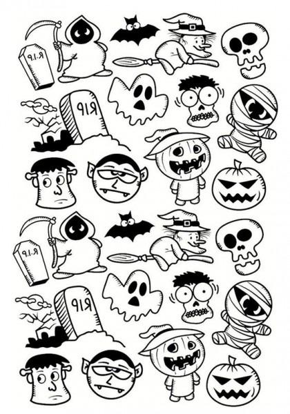 ▷ Dibujos De Halloween ¡prepárate Para La Mejor Fiesta!