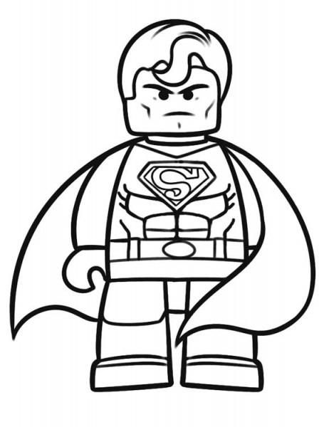 Dibujos De Lego Para Colorear E Imprimir (1)