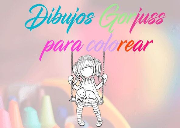 Dibujos Gorjuss Para Colorear