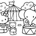Dibujos De La Hello Kitty Para Colorear E Imprimir