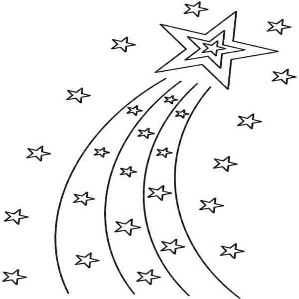 Imágenes De Navidad Para Colorear  árboles, Estrellas, Adornos