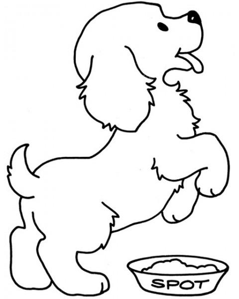 100 Perros Para Colorear ! Las Mascotas Mas Adorables Para Una