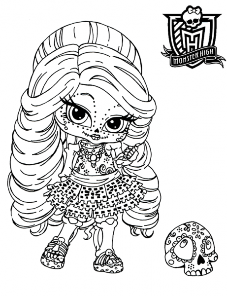 Monster High 24