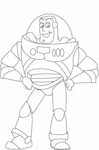 Buzz Lightyear Of Star Command  13 (dibujos Animados) – Páginas